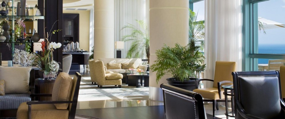 Westin Diplomat Lounge
